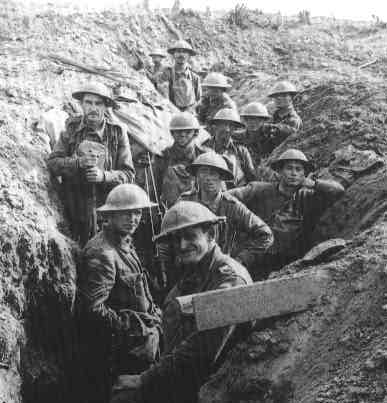 Trench Warfare of WWI | chandler's blog